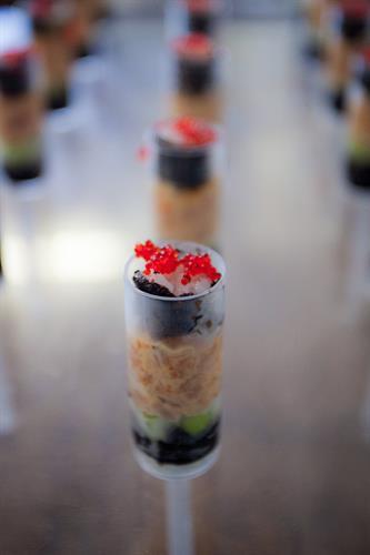 Sushi Push Pops
