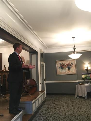 WOW. Thank you to everybody who made it out to our fundraiser last night. I am overwhelmed by the outpouring of support this campaign has received. Big thank you to Robert Dold for headlining our event. Couldn't make it out? We have a huge fundraising deadline on June 30 and can still use your help!  https://politics.raisethemoney.com/joanforillinois