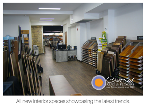 Retail Interior Space