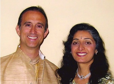 Archana Lal-Tabak, M. D. and Jim Lal-Tabak