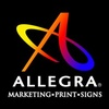 Allegra | Marketing | Print | Signs