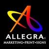 Allegra   Marketing   Print   Signs