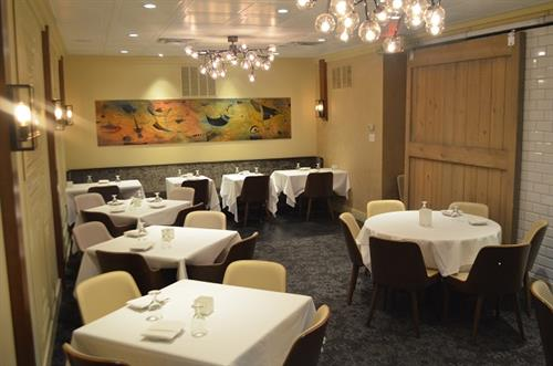 West Dining Room - Private Dining Room