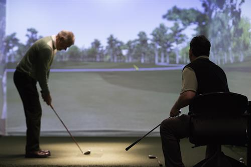 Golf Studio at EAC