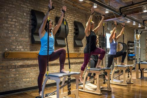 Studio EAC: Pilates