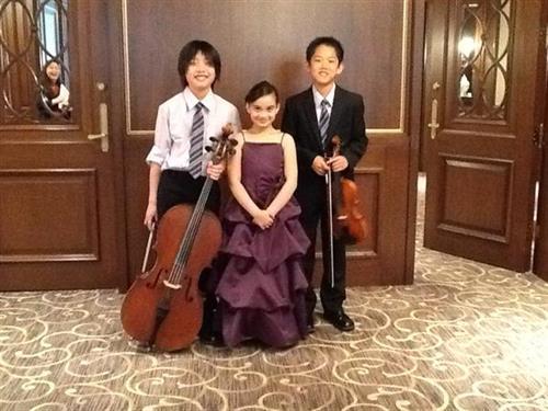 Fusion Trio 2013