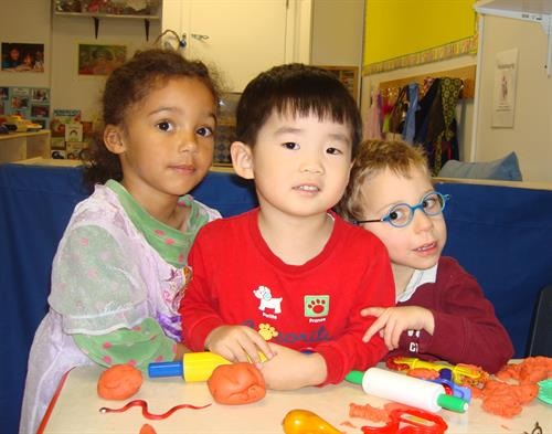 NAEYC Accredited Preschool Program