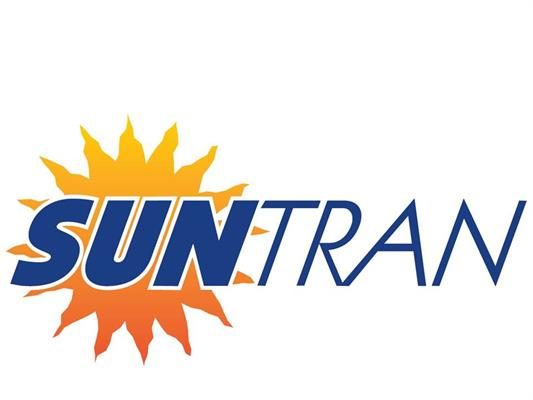 SunTran (Public Bus Transportation) We do advertising