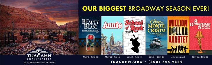 Tuacahn Center for the Arts