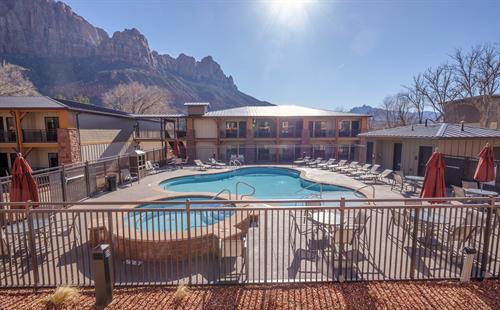 Zion Canyon Inn, Springdale UT