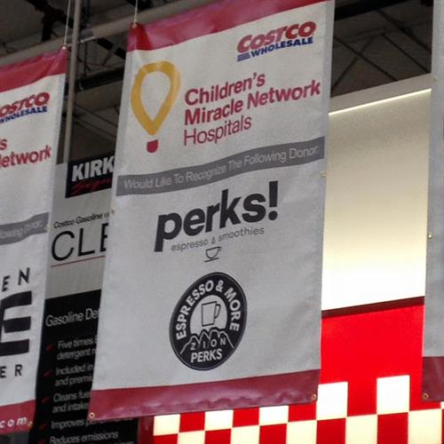 Children's Miracle Network Support