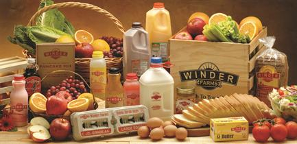 Over 400 Fresh products to choose from!