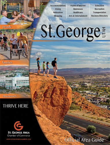 2020 St. George Area Chamber of Commerce Area Guide