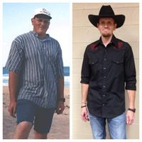 Eric Dodge weight loss before and after