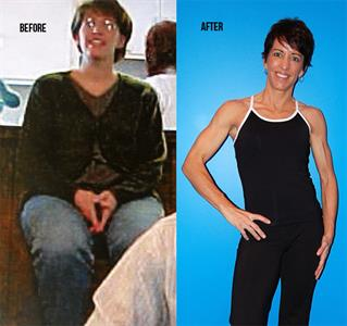 Living a fat loss lifestyle is sustainable forever. No more yo-yo dieting!