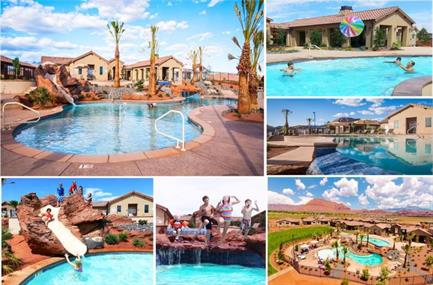 A beautiful Look at all the Paradise Village Amenities