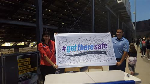 Get There Safe Event DHHS