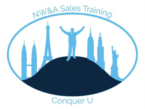 Conquer U online virtual sales training, offering over 1,200 training modules.