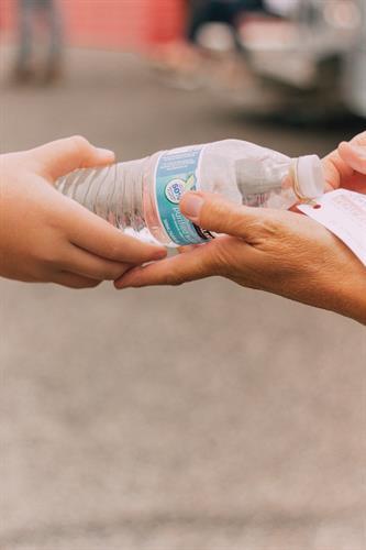 a water outreach