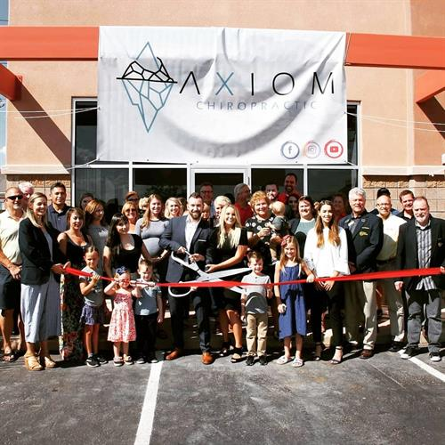 Ribbon Cutting August 9, 2019
