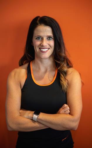 Head Coach Amanda