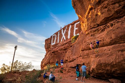Explore our Dixie Rocks - Pioneer Park