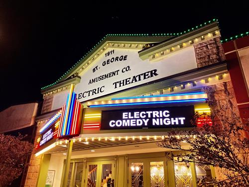 Electric Comedy @ The Electric Theater