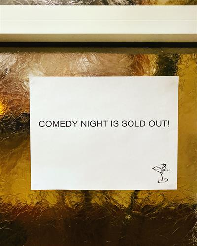 Sold Out Show
