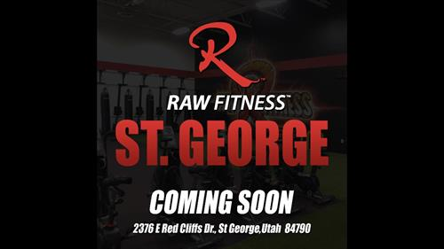 Grand Opening will be around March 15th.  Go to our RAW Fitness Facebook page to get updates on exactly when grand opening will be.