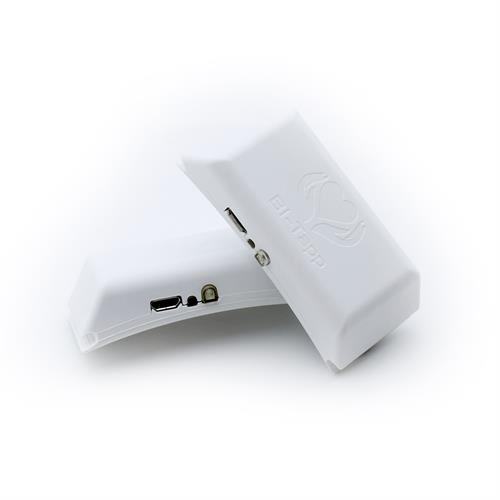 White Bluetooth tappers