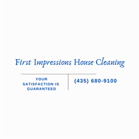 First Impressions Cleaning Services