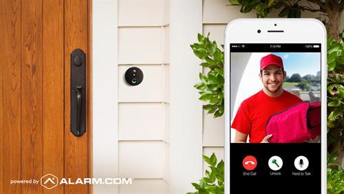 Smart Video Doorbell Camera