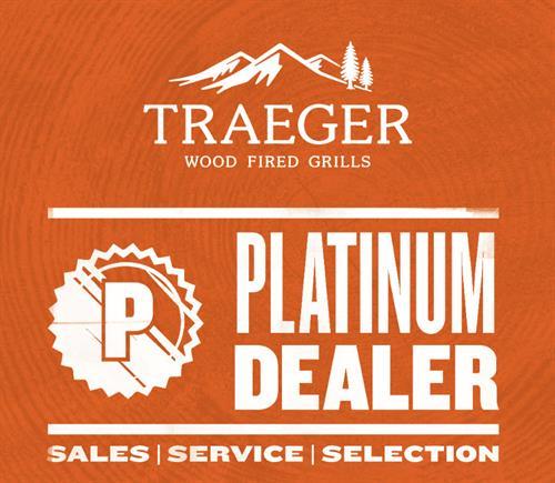 Southern Utah's Only Traeger Platinum Dealer