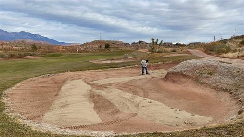 Snow Canyon Golf