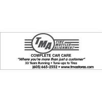 Tire Muffler Alignment(TMA) Ribbon Cutting