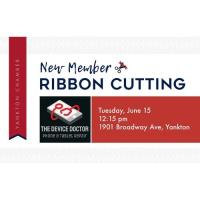 The Device Doctor Ribbon Cutting