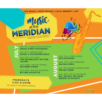 Music at the Meridian
