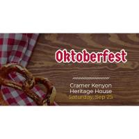 Oktoberfest at Cramer Kenyon Heritage Home