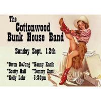 Sunday Funday with Cottonwood Bunk House Band