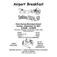 Yankton Airport Breakfast