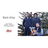 Back Ally Live Music