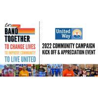 2022 Community Campaign Kickoff & Appreciation Event