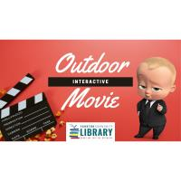 Free Outdoor Interactive Movie