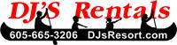 DJ'S Resort & Rentals - Yankton