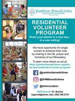 Residential Volunteer Program | Sacred Heart Monastery