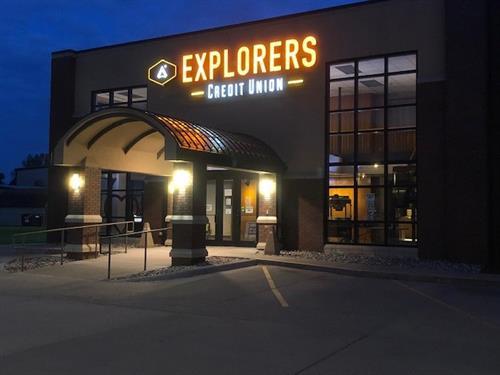 Explorers CU Yankton Branch