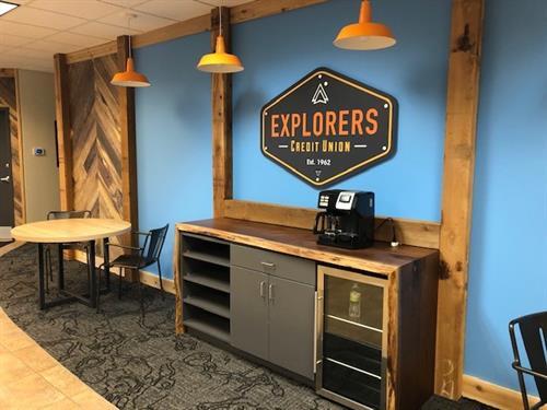 Explorers CU Tea Branch