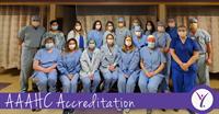 Yankton Medical Clinic, P.C. Ambulatory Surgery Center Achieves AAAHC Accreditation