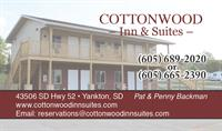 Cottonwood dba Shipwreck, Inc. - Yankton