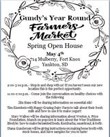 Gundy's Farmers Market - Yankton